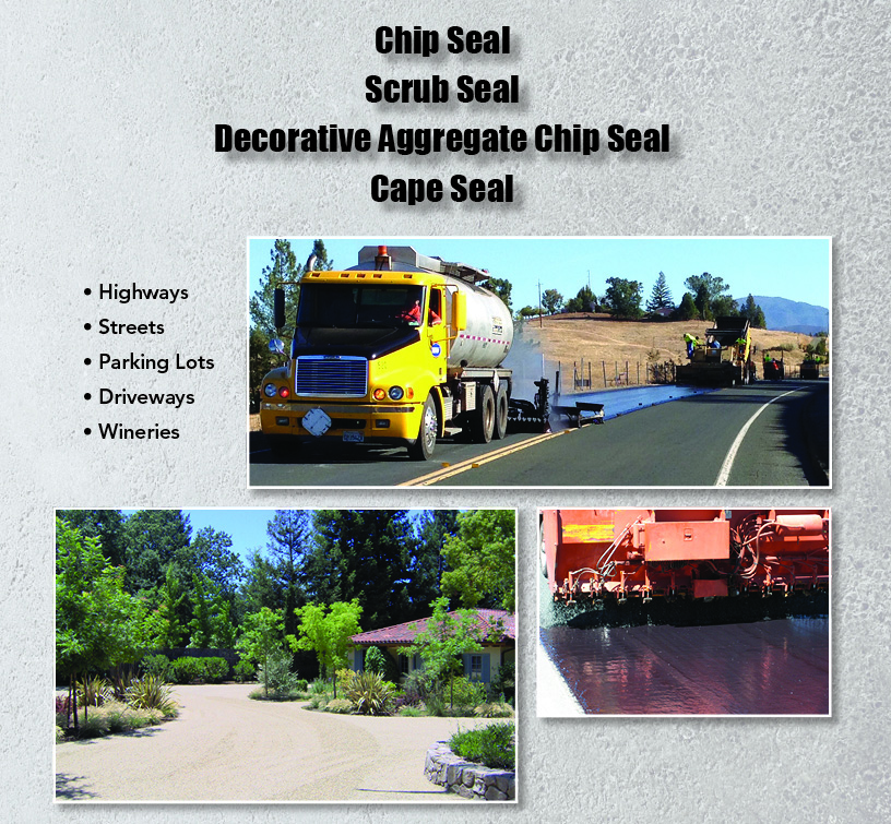 Chip Scrub Seal